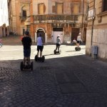 The Segway Tour was the best decision to expire Rome. The segways were in perfect condition and