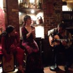 Flamenco performance at Nai Tapas Bar. PC: Anon.