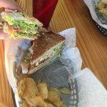 The BLT Sandwich, a personal favorite.