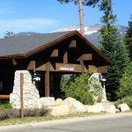The main Lodge.