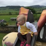 my granddaughter what a view!!!