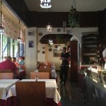 A beautiful little gem of a restaurant. Food fabulous freshly cooked no request too much trouble