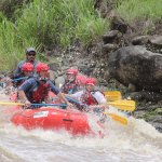 Whitewater Rafting with Desafio