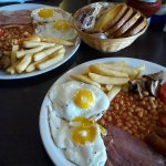 Full English B'Fast