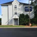 Microtel Inn @Winston Salem - Side Signage