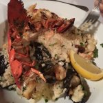 Seafood Risotto with Lobster