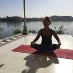 at yoga tentât oberoi udaivillas