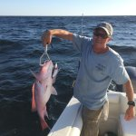 Bay View Charters of SGI - Capt. Wes McCall -Great Day!