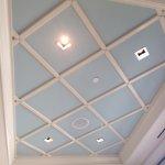 Ceiling at Live Oak