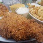 Catfish plate