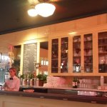 The front Bar at S & D Oyster Bar