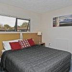 2 Bedroom unit bedroom