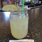 The margarita with jalapeño and pineapple infused tequila was surely inspired. The bartenders we