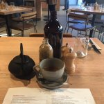 Tea at Gontran Cherrier. A great selection of French and other teas.