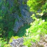 Hugsad Falls