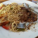Veal Marsala - good but cooked with too much butter