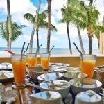 breakfast at the veranda