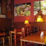 W restauracji LOTOS