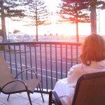 Shoreline Motel Napier Foto