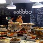 Photo de Sababa    Kitchen and Deli