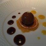 Foie gras ...divin, doux, délicieux , inimitable, inoubliable ...