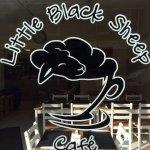 Little black sheep cafe