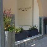 ingresso all'Hotel Catalunya