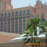 Atlantis auf der Palmeninsel