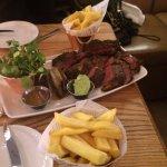 Cote de Boeuf - steak for two