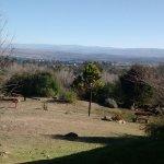 Vista desde Cabaña 1