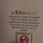 False alarms are apparently quite common!