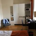 Room 2 with kitchenette