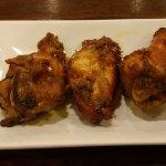 Starter chicken wings
