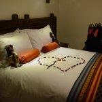 Perfect hotel in Aguas Calientes. La Cabana.