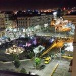 Panorama su P.zza Municipio