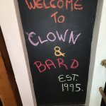 Photo of Clown and Bard