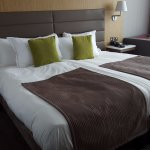 Contemporary comfort at the Radisson Blu Royal Hotel in Dublin