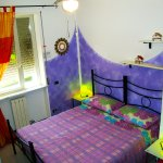 camera matrimoniale Viola