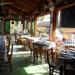 upstairs dining at Espresso, Romantic Zone, Puerto Vallarta
