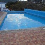 Hotel Encino rooftop pool