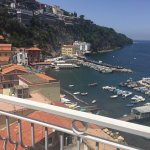 Colter suites in Marina Grande, great accommodation, clean comfortable and reasonable price. Ser