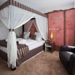 """Schlafen wie ein Kaiser! In unserer Kaiser Suite """"Vespasian""""."""