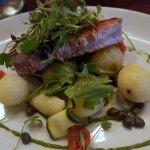 Tuna at Brasserie Sixty6 in Dublin, Ireland
