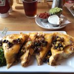 Best quesadillas!