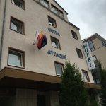 Hotel Attaché an der Messe Foto