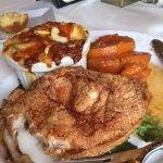 Fried Turkey Chop