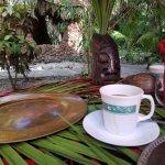 Belizean coffee - divine