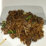 Superb Beef Chow Mein Take Away