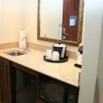 Studio Suite Wet Bar