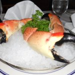 Magnificent Florida Stone Crab Claws